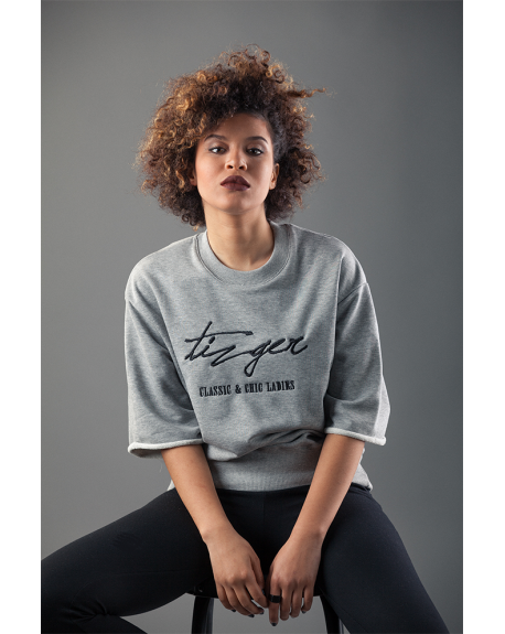 TIZGER- The Signature Sweatshirt